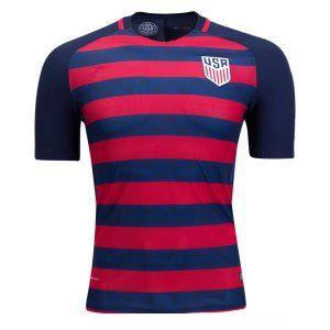 2017 Gold Cup Jersey USA Soccer Team Replica Red Shirt [AFC627]