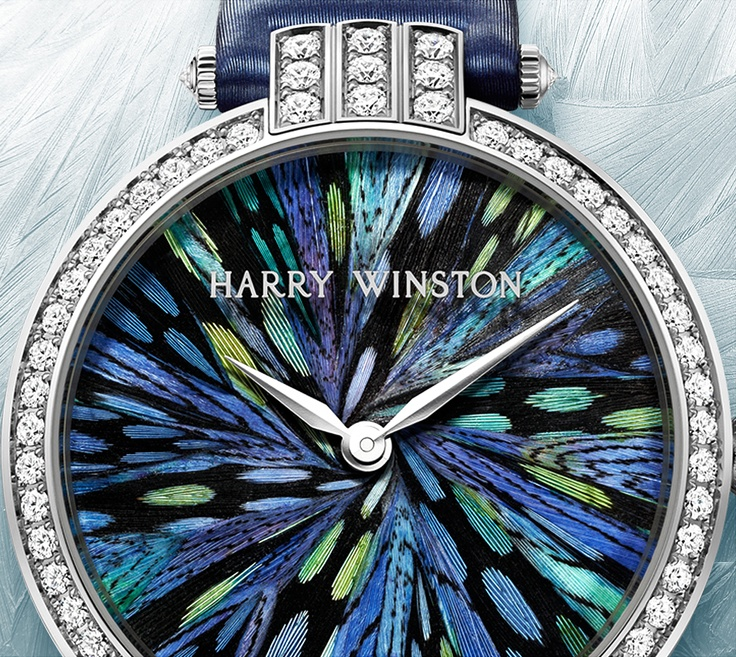 Harry Winston Premier Feathers