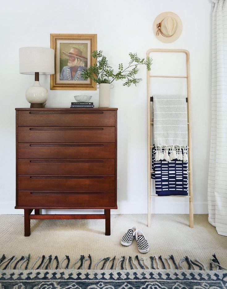 One Vintage Dresser Two Different Styles Vintage Dressers