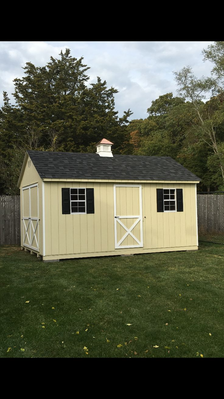 Deluxe with dormer transom windows and cupola - Gorgeous T1 11 Garage Barn With Cupola