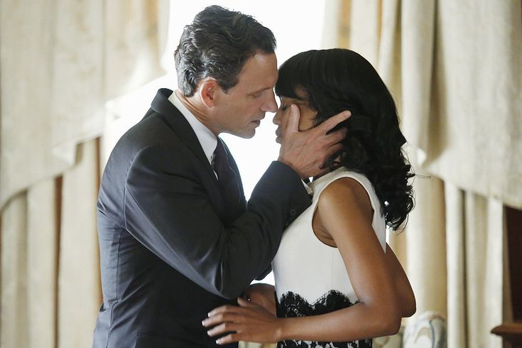 Olivia and Fitz's Steamiest Sex Scenes on Scandal | POPSUGAR Entertainment