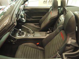 マツダの工場で生産されるイタリア車、新型「アバルト 124スパイダー」の日本導入が発表! - Autoblog Japan