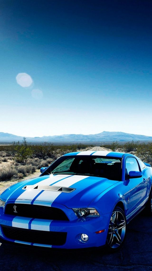 Ford Mustan Shelby GT500