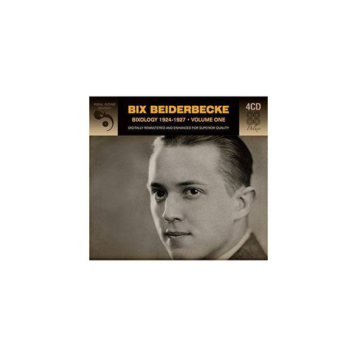 Bix Beiderbecke - Bixology 1924-1927 (CD)