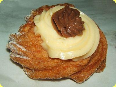 La Zeppola è una frittella tipica del giorno di San Giuseppe, delizia napoletana facile da fare anche in casa.