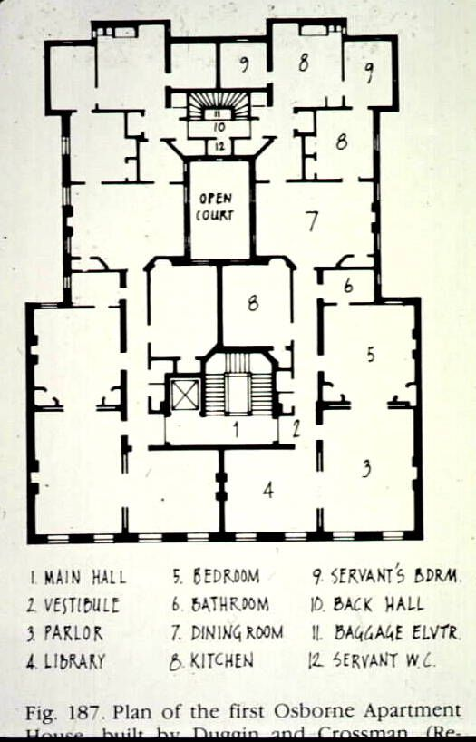 Apartment Building Architectural Plans 73 best american apartment buildings images on pinterest | floor