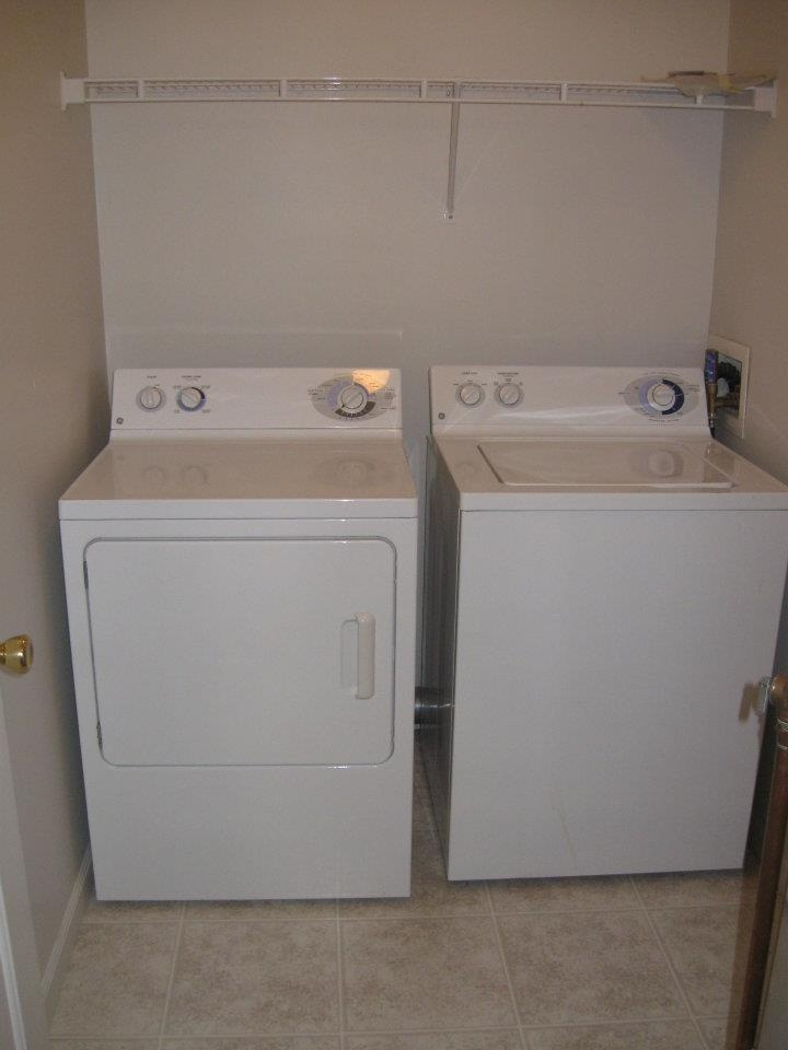 full size washer dryer in your apartment 2 bedroom 2