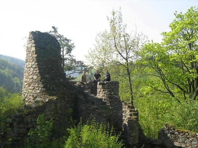Galerie - Zřícenina hradu Rychleby (Zřícenina (bez průvodce)) • Mapy.cz