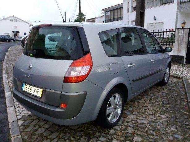 Venda Renault Grand Scénic 1.9 dCi 120 Cv preços usados