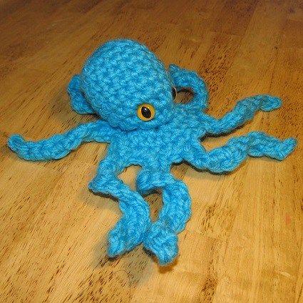 67 besten Squid and Octopus Crochet Patterns Bilder auf Pinterest ...