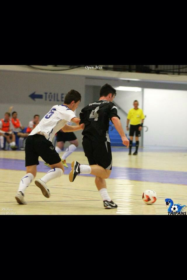 The eagles, taught me a lot more than just how to play futsal ❤️