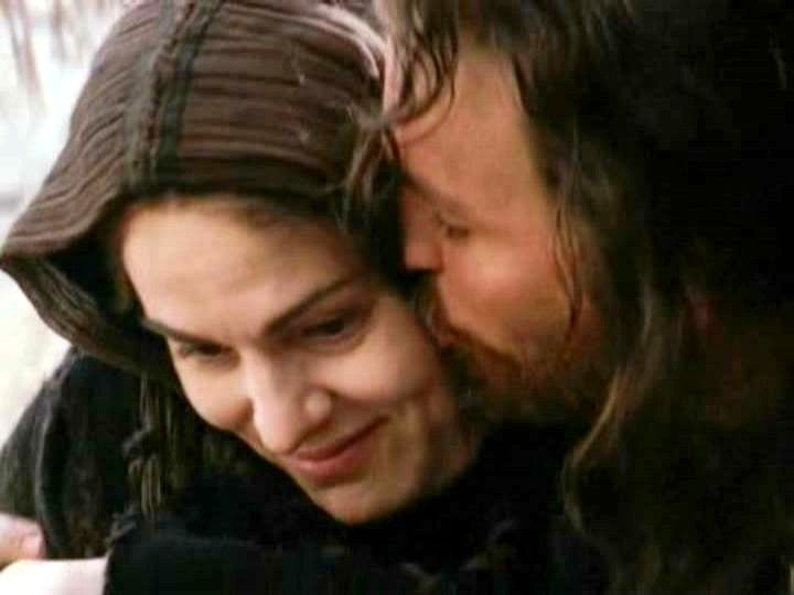 Most touching&loveliest moment...+++ | Movie: The Passion ...