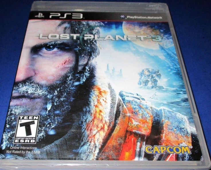 Lost Planet 3 Sony PlayStation 3 - PS3 - No Manual #Capcom