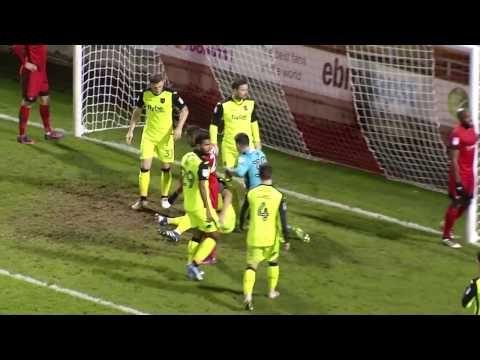 Leyton Orient vs Exeter City FC - http://www.footballreplay.net/football/2016/11/22/leyton-orient-vs-exeter-city-fc/