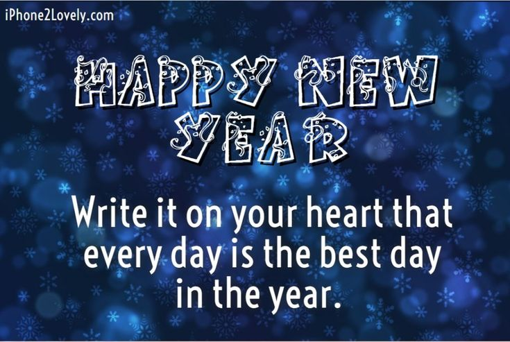Inspirational New Year Greetings (With images) Happy new