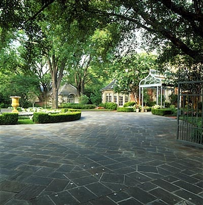 outdoors - driveways