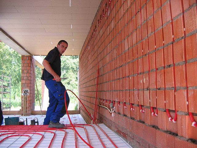 121 Best Radiant Floor Heating Cooling Images On