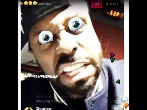 Funk Flex 2pac Was A Bitch Ass Nigga T.I. & Mike Epps Respond