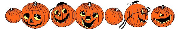 Cute Divider Graphics | Dividers Animated Halloween Myspace Graphics