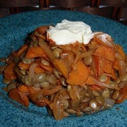 80 best turkish cook book images on pinterest turkish food recipes carrots and lentils simmered in a tomato broth create a turkish inspired dish that vegetarians and meat eaters will equally enjoy serve with a dollop of forumfinder Images