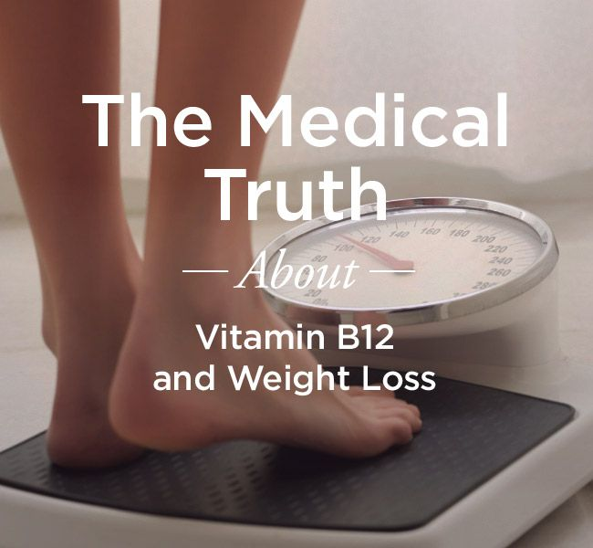 Learn the truth about using vitamin B12 for weight loss, plus where to find B12 in food.