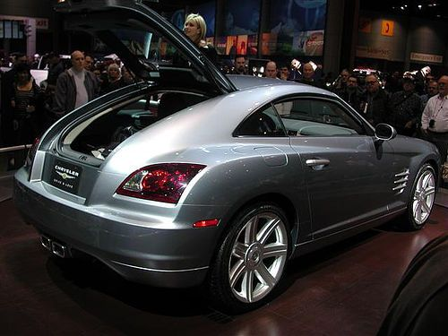 Chrysler Crossfire Concept Car | Flickr - Photo Sharing!