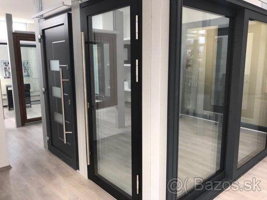 Plastové okná Dvere Hliníkové okná - Komárno, ponúkame