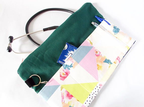 Stethoscope Bag.Physician Assistant Gift.Medical Assistant