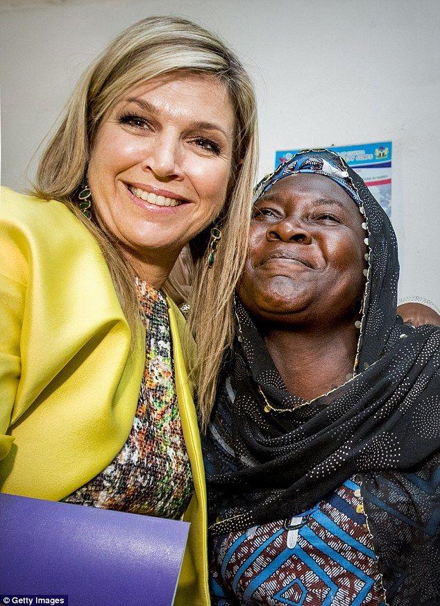 Queen Máxima in Nigeria – Day 2