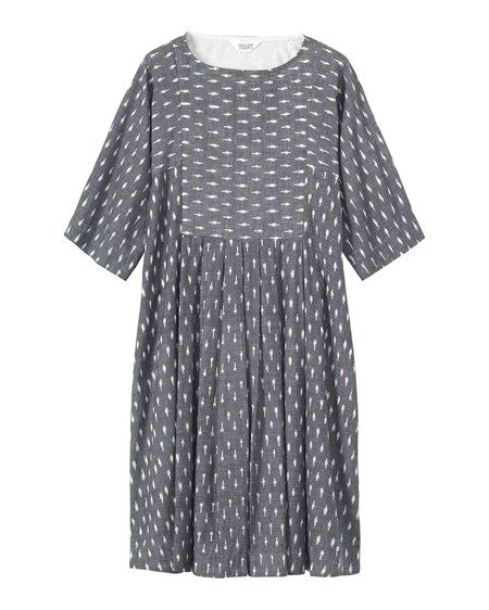 Women's Woven Ikat Dress