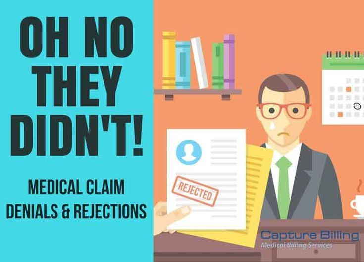 How To Improve Claim Rejections And Denial Rates Medical Claims