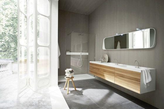 Ergo_nomic Wall hung element by Rexa Design | Vanity units