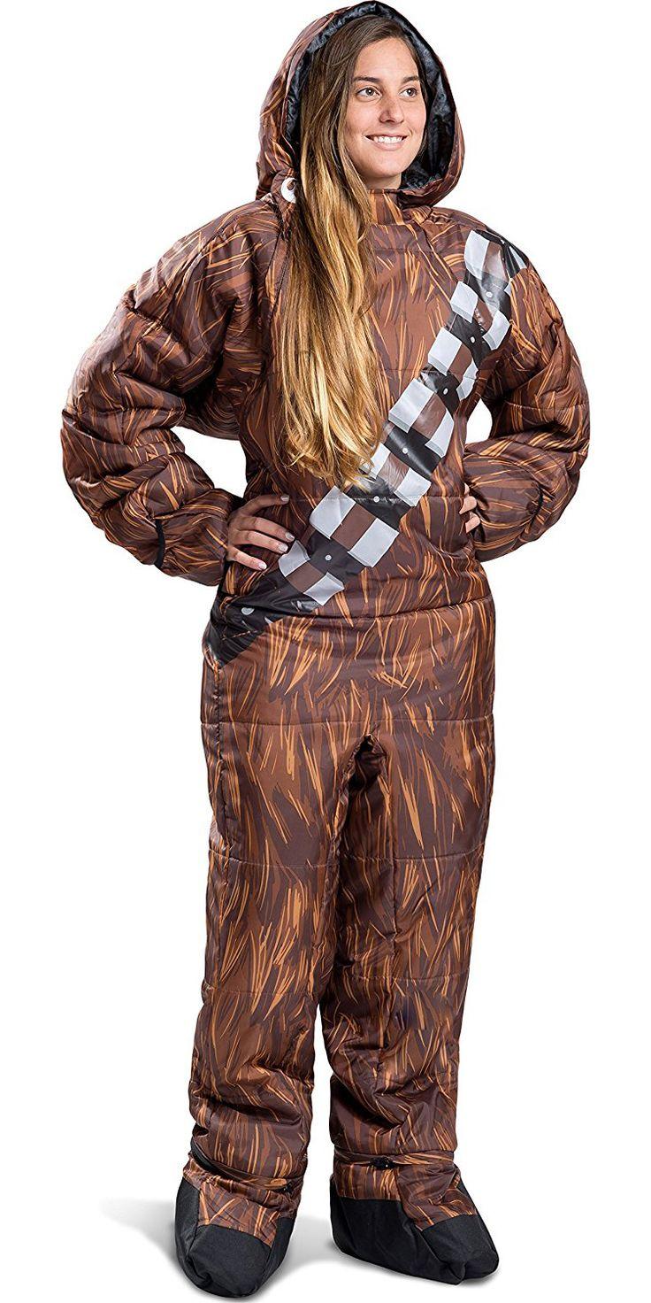 Wearable Star Wars Sleeping Bags