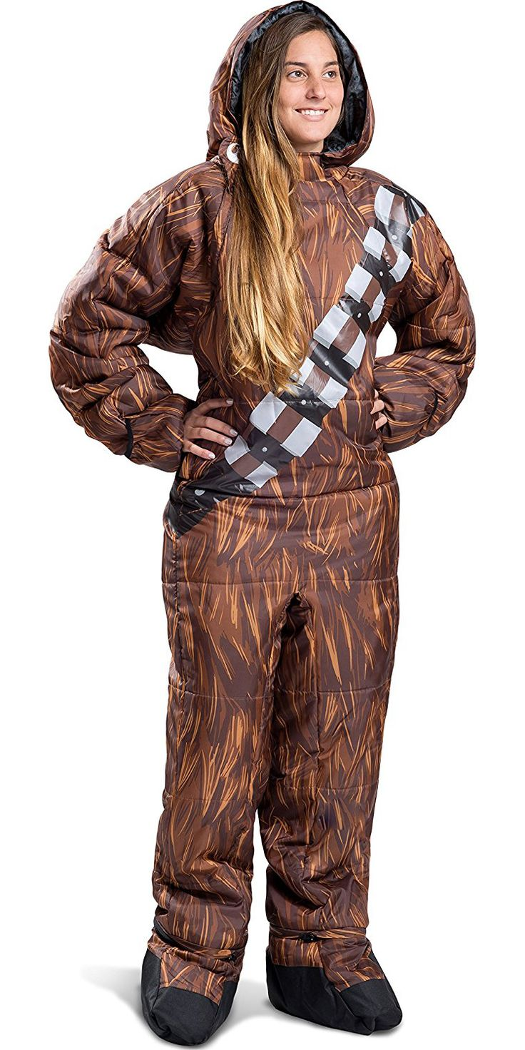 Wearable Star Wars Sleeping Bags