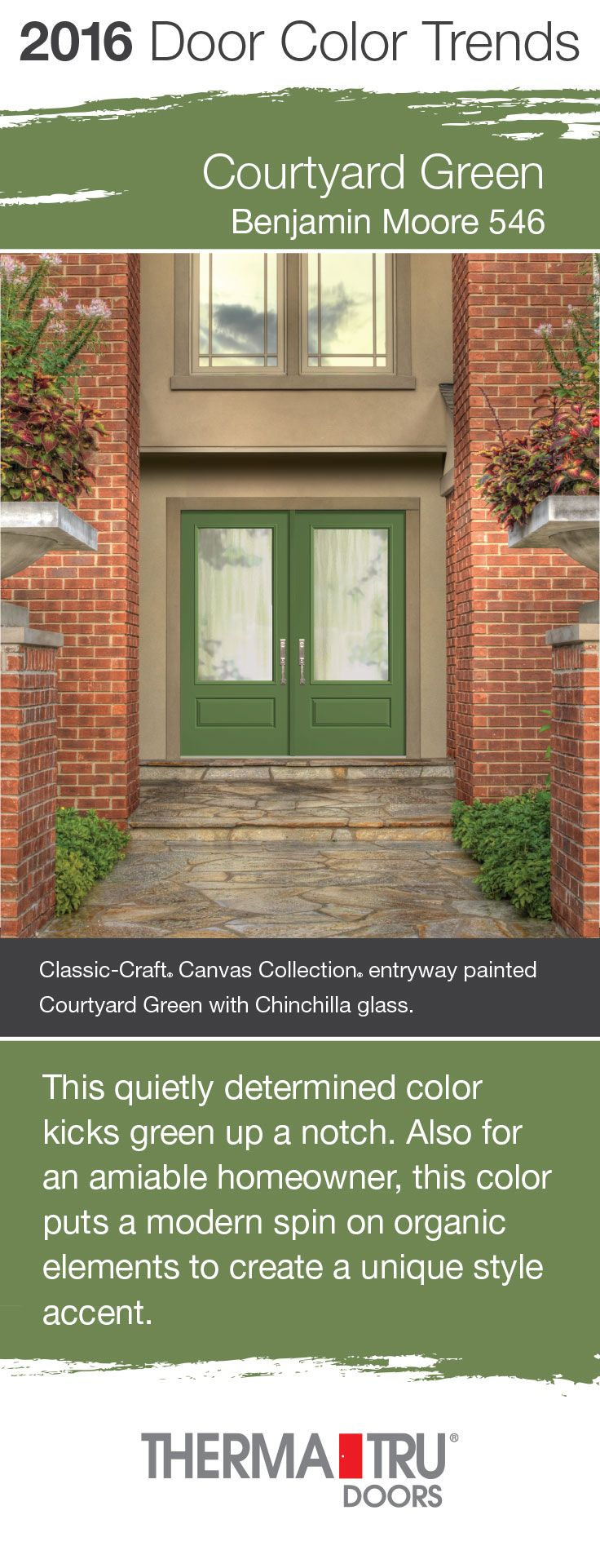35 best 2016 Front Door Color Trends images on Pinterest | Color ...