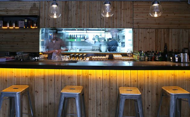 On Diseño - Proyectos: Restaurante-terraza Migas