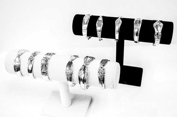 7 Bridesmaids Bracelets  Vintage Jewelry Bracelet, Spoon Bracelet, Silverware Bracelet, Wedding   bracelet, Spoon Jewelry