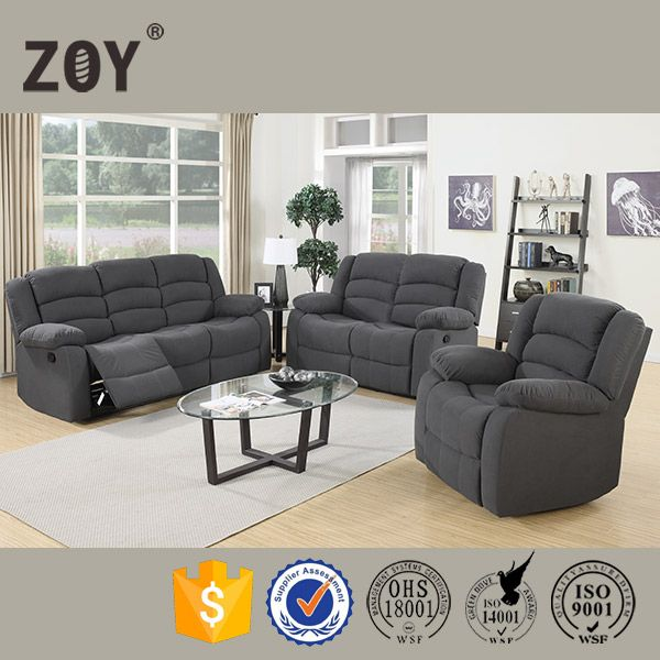 Source PROMOTION Modern Living Room Fabric Recliner ...
