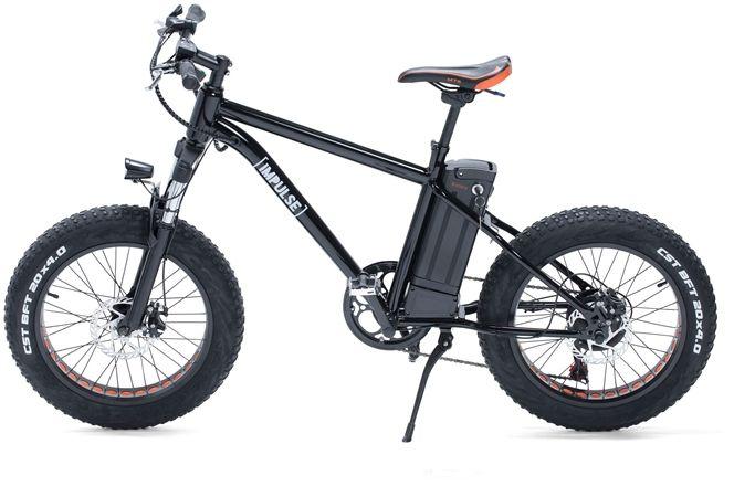 Strålande Impulse Elcykel 20 tum, Svart | Cykel | Elcykel, Cykel och Svart LW-26