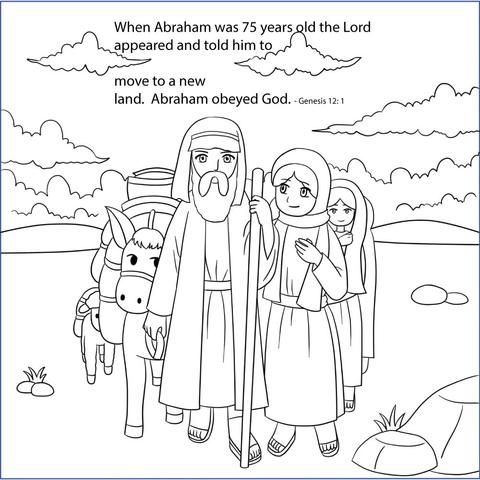 7 Best Abraham Sarah And Isaac Bible Story Images On