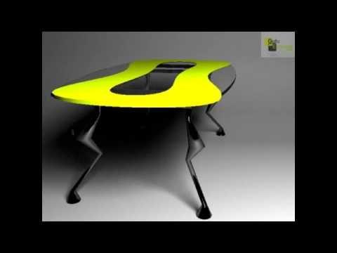 дизайн стола, современный стол, дизайнерский стол