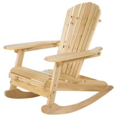 17 best ideas about wooden rocking chairs on pinterest - Rocking chair confortable ...
