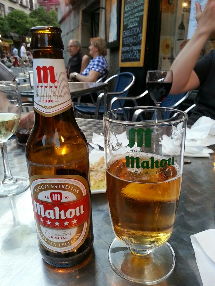 Grupo Mahou-San Miguel is a Spanish brewing company, founded in Madrid in 1890 under the name of Hijos de Casimiro Mahou, fabrica de hielo y cerveza (The Sons of Casimiro Mahou, production of ice and beer). Mahou-San Miguel is the leading brand in the Spanish beer market