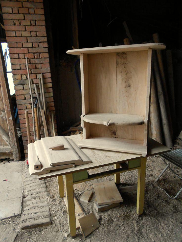 Closable altar for V. Becka / ecovastudesign