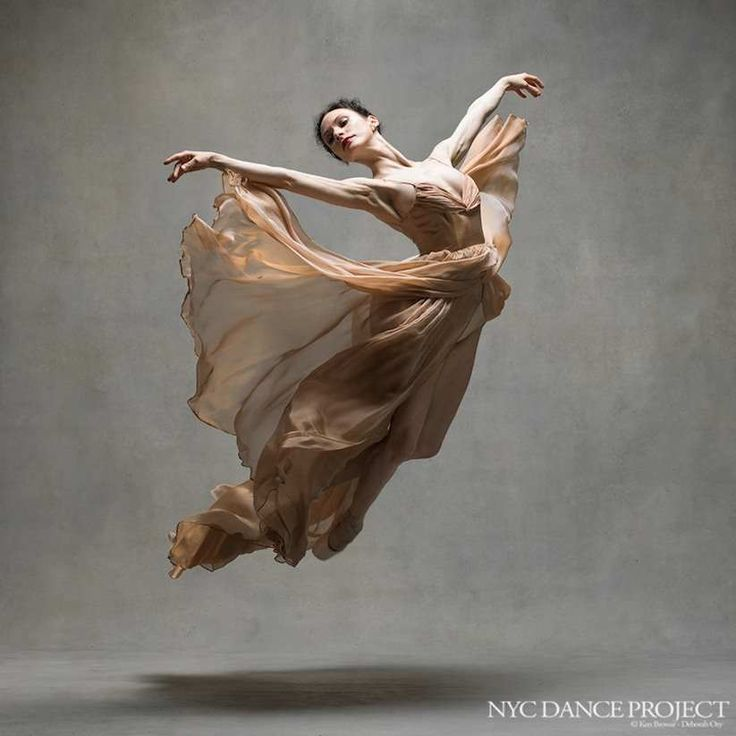 NYC Dance Project: The Art of Movement by Ken Browar and Deborah Ory #inspiration #photography More