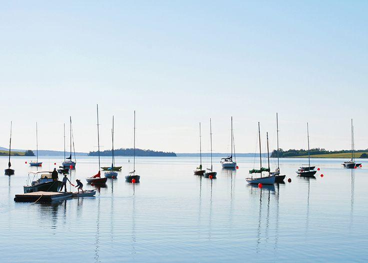 A Trip to Chester, Nova Scotia