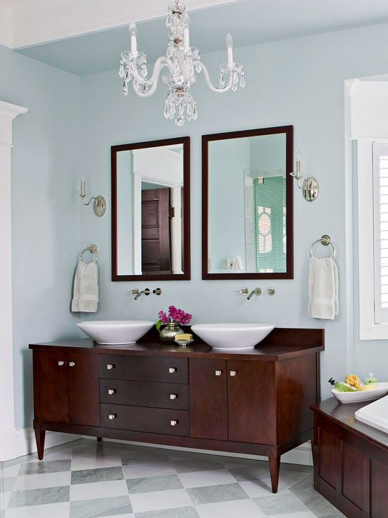 Make Photo Gallery  Bathroom Lighting Ideas