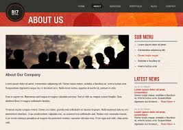 Image result for website about page