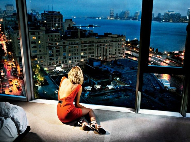Room With a View : The Standard Hotel, NYC  #nyc #manhattan #condos #realestate