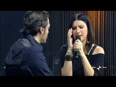 Tiziano Ferro e Laura pausini - Non me lo so spiegare
